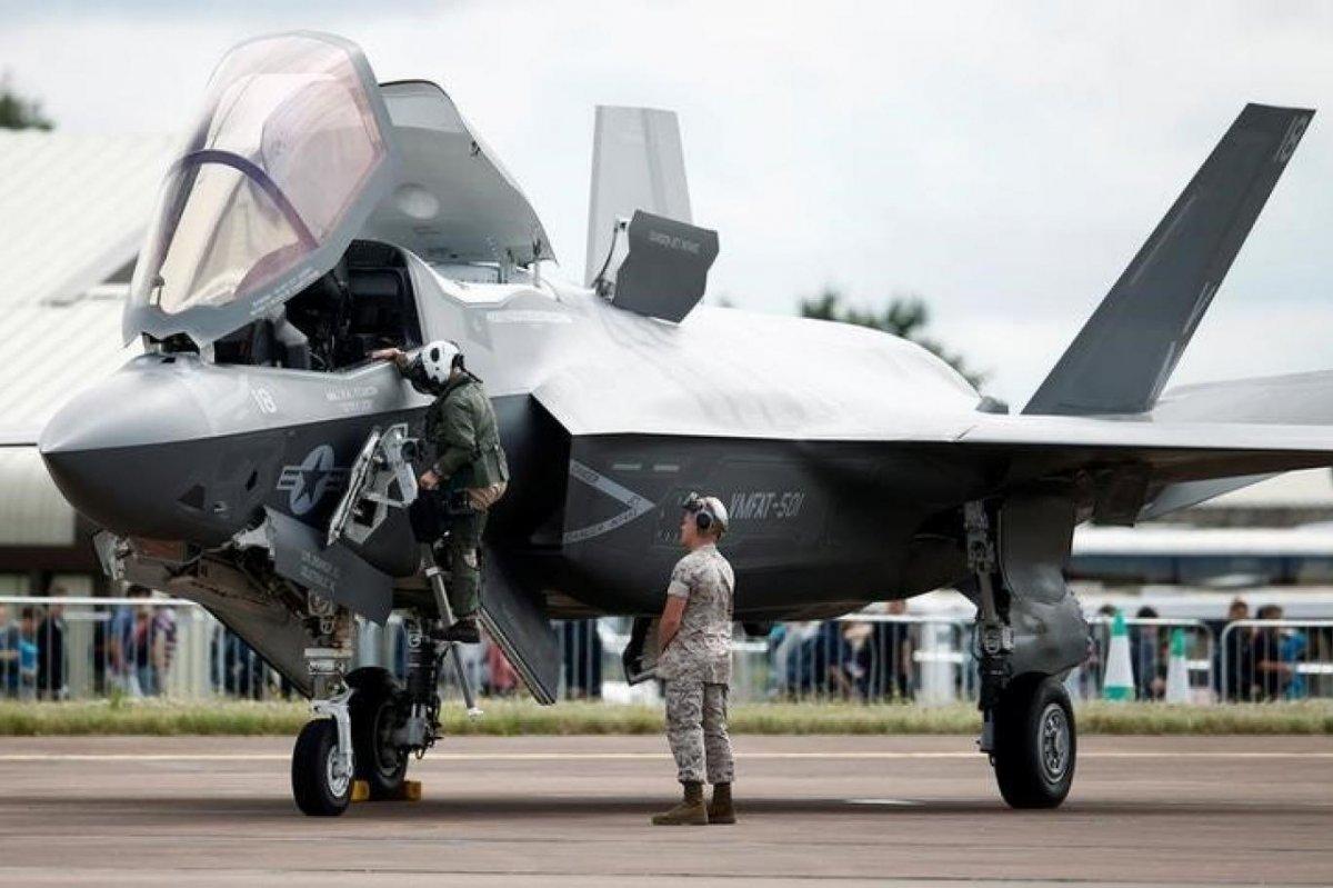 ABD li uçak motoru üreticisi: Türkiye nin F-35 ten çıkarılması fiyatları artıracak #2