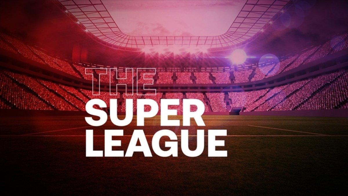 Avrupa Süper Ligi nden çekilen kulüpler 150 milyon euro tazminat ödeyecek #1