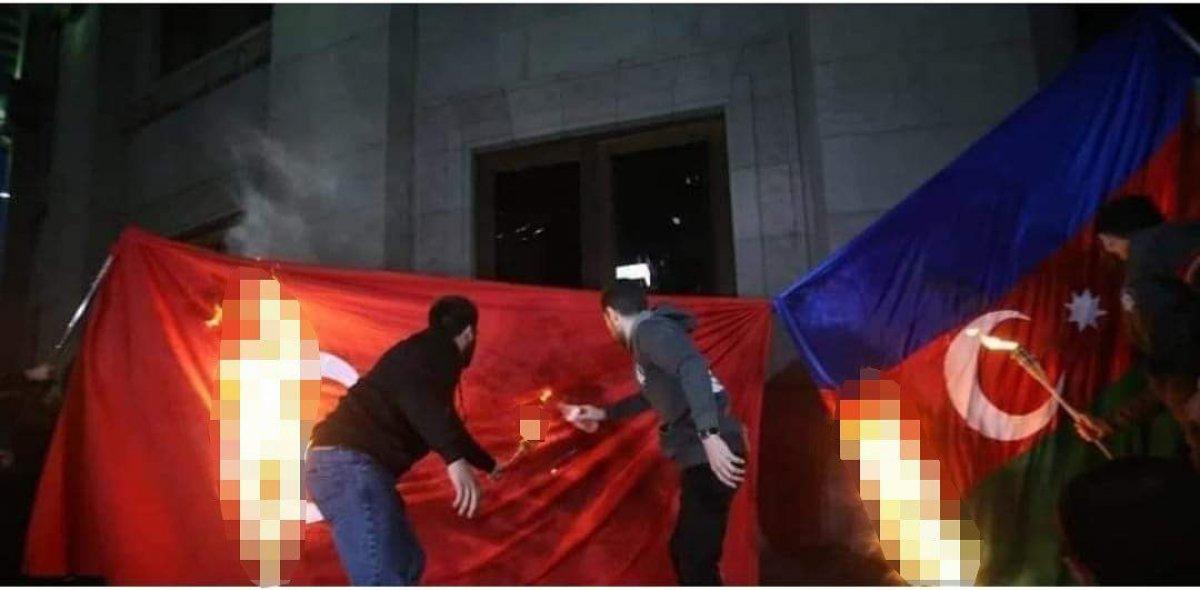Ermenilerin 24 Nisan provokasyonu #1