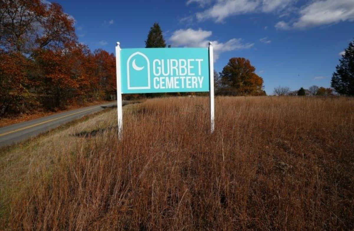 Pensilvanya da FETÖ nün  Gurbet Mezarlığı  #1