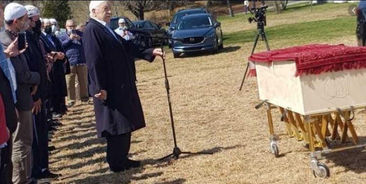 Pensilvanya da FETÖ nün  Gurbet Mezarlığı  #2