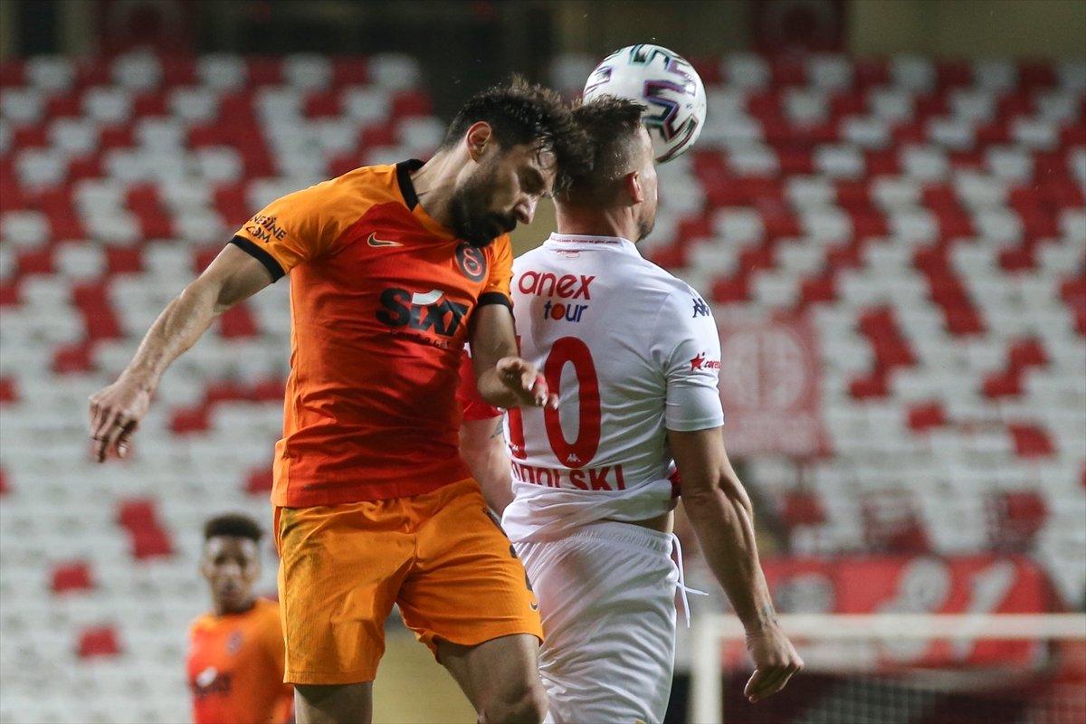 Galatasaray deplasmanda Antalyaspor u mağlup etti #10