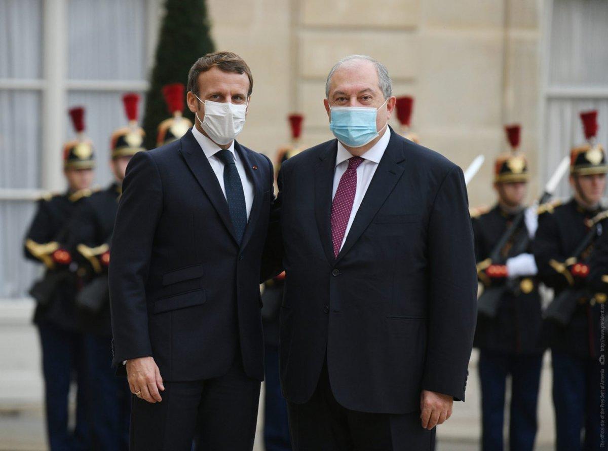 Emmanuel Macron: 24 Nisan ı unutmayacağız #2