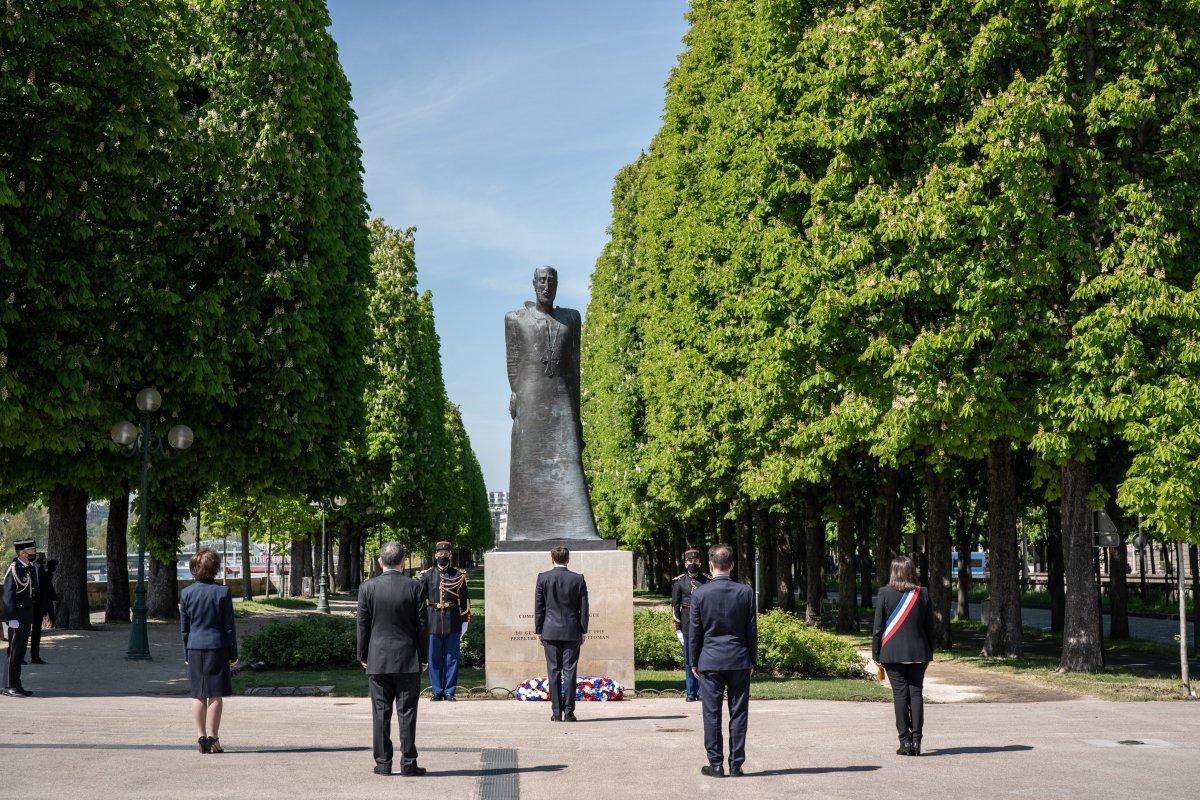 Emmanuel Macron: 24 Nisan ı unutmayacağız #3