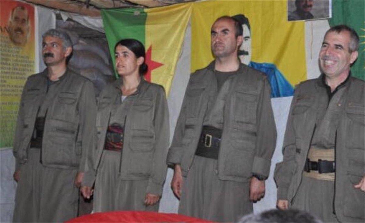 Kuzey Irak ta, kırmızı bültenle aranan Sinan Mirhan kod adlı terörist öldürüldü #2