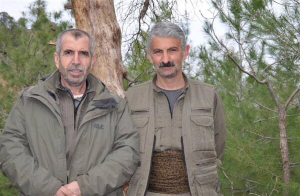 Kuzey Irak ta, kırmızı bültenle aranan Sinan Mirhan kod adlı terörist öldürüldü #3