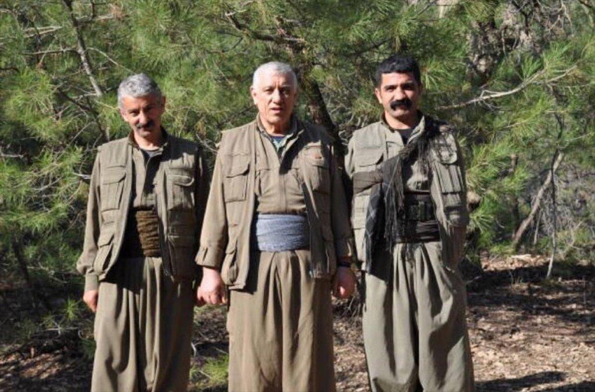 Kuzey Irak ta, kırmızı bültenle aranan Sinan Mirhan kod adlı terörist öldürüldü #4