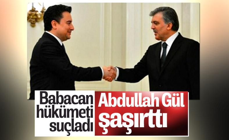 Biden'ın Ermeni iddialarını kabulüne Ali Babacan ve Abdullah Gül'den farklı tepkiler