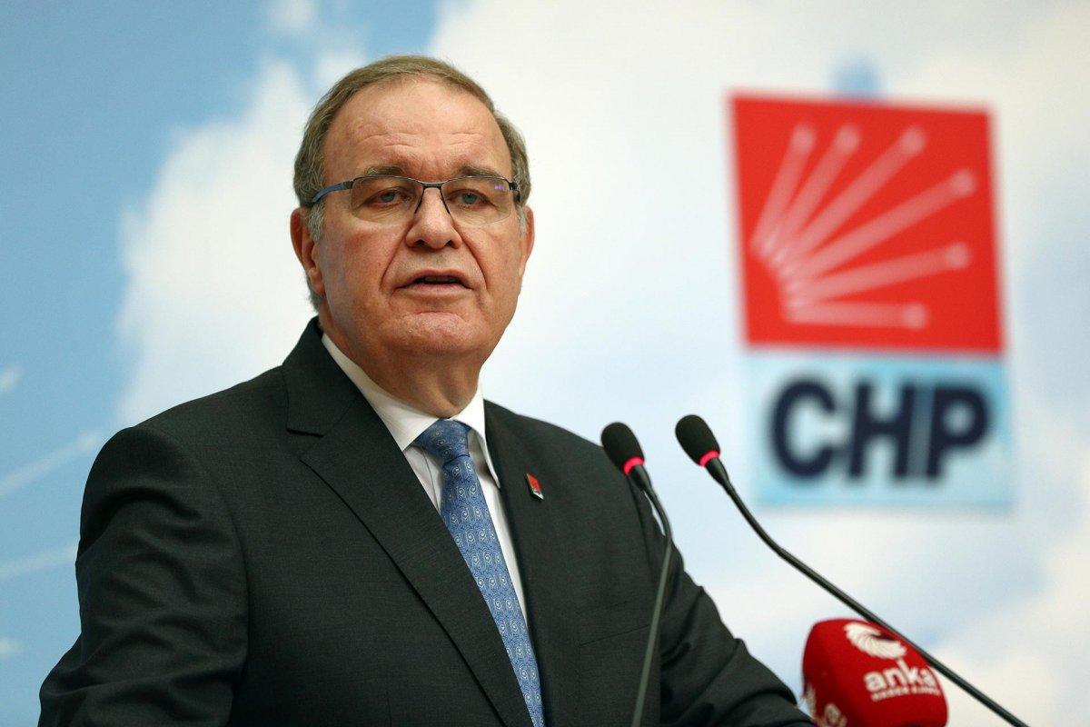 CHP Sözcüsü Faik Öztrak, 'soykırım' sözleri için AK Parti'yi suçladı #1