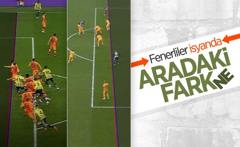 Fenerbahçeli taraftarlardan N'Koudou ve Cüneyt Çakır tepkisi