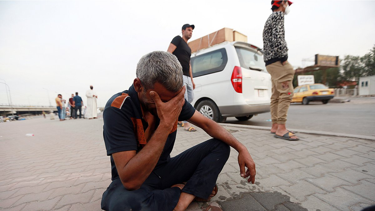 Irak'ta 82 kişinin öldüğü yangın: Sağlık Bakanı görevden alındı #3