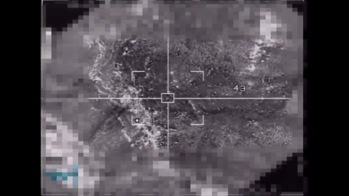 MSB: Irak ın kuzeyindeki terör hedefleri yerle bir edildi #2