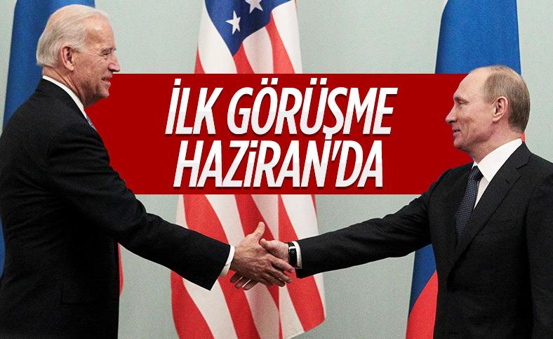 Joe Biden - Vladimir Putin Haziran ayında bir araya gelebilir