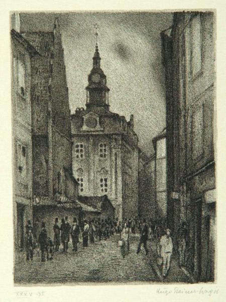 Gustav Meyrink in en bilinen romanına adını veren yaratık: Golem #2