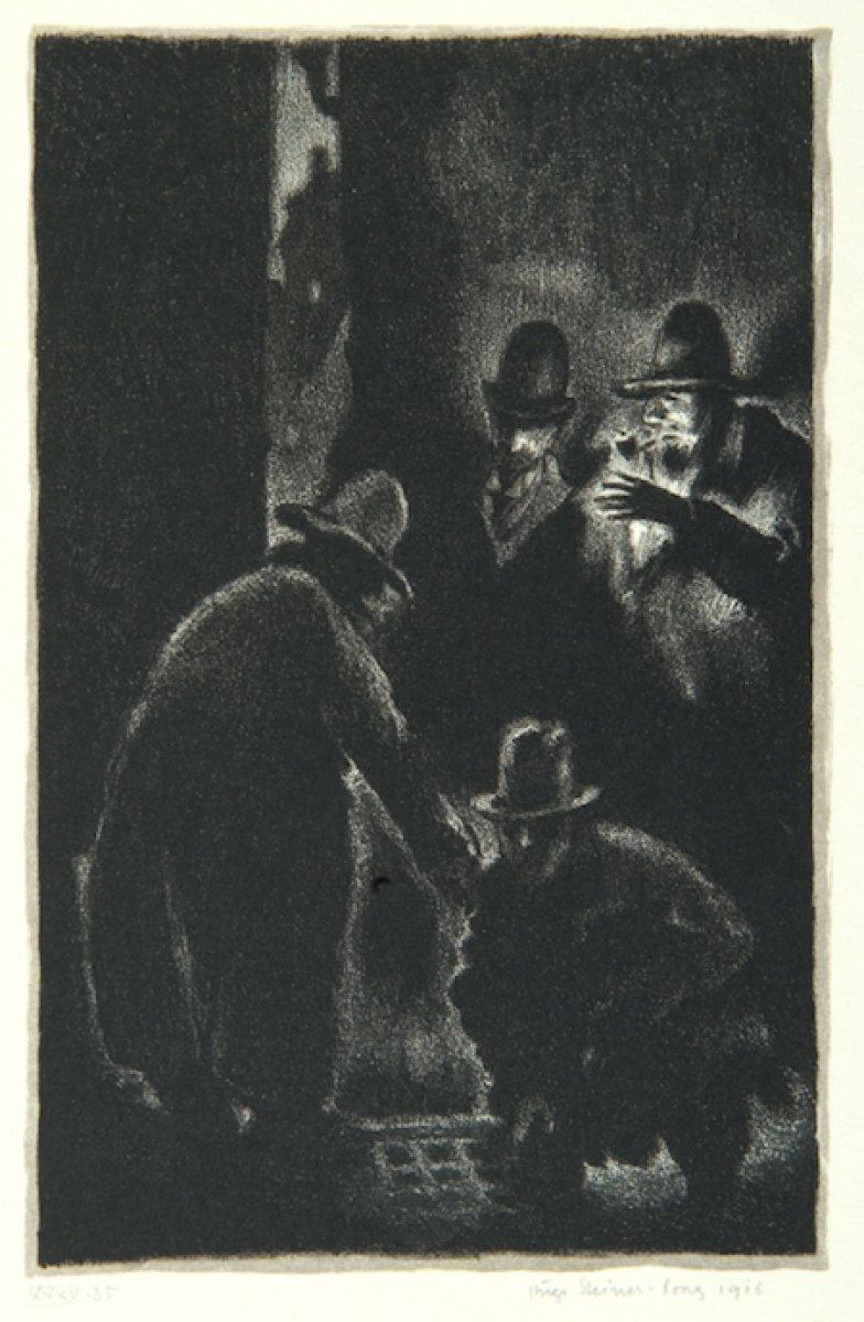 Gustav Meyrink in en bilinen romanına adını veren yaratık: Golem #5