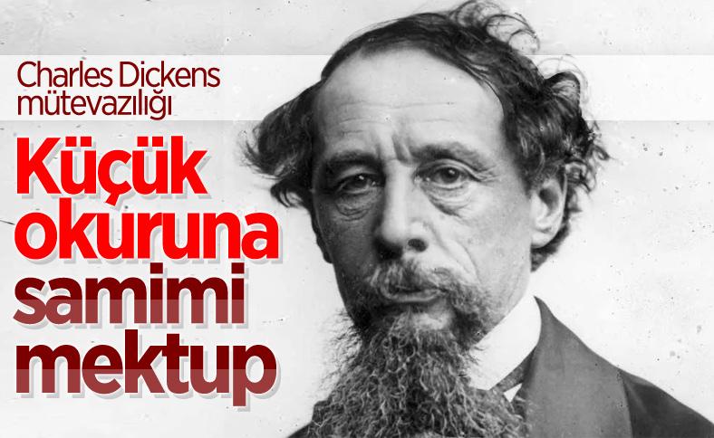 Charles Dickens'tan altı yaşındaki okuruna mektup