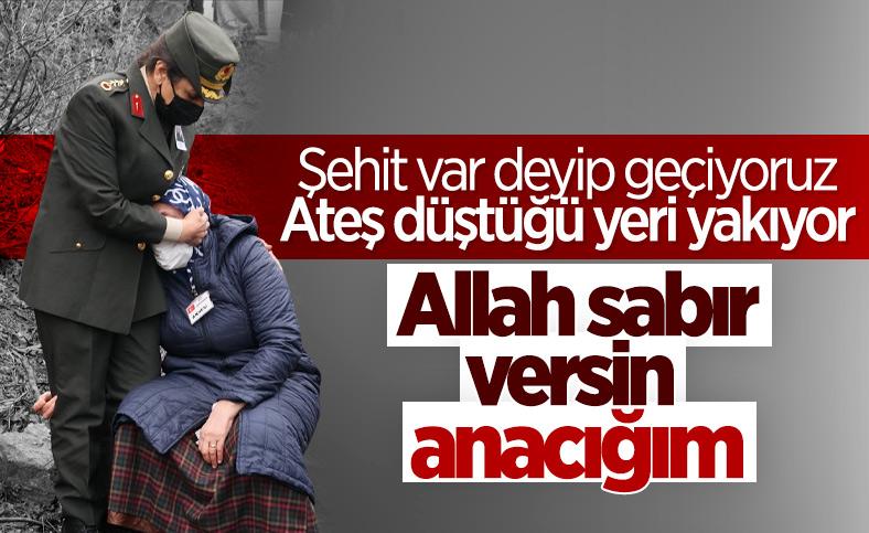 Şehit Uzman Çavuş Aygün Çakar, Samsun'da defnedildi