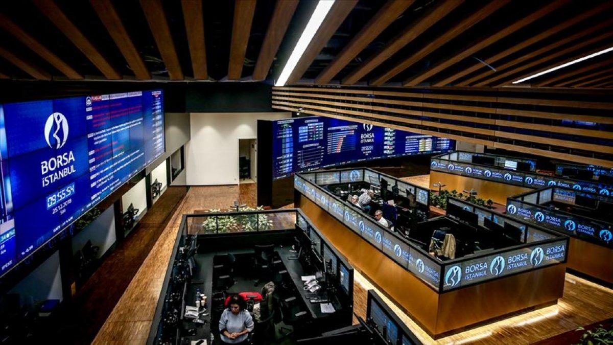 Borsa İstanbul haftaya düşüşle başladı #1
