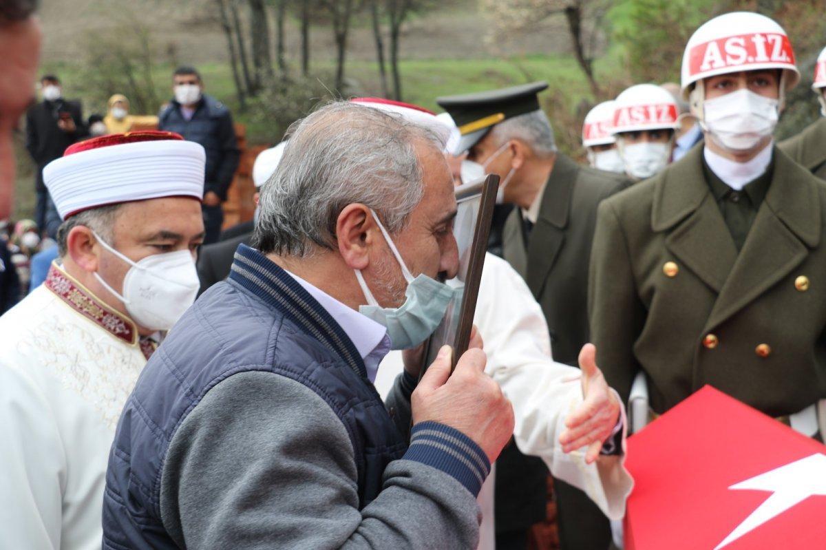 Şehit Uzman Çavuş Aygün Çakar, Samsun da defnedildi #10