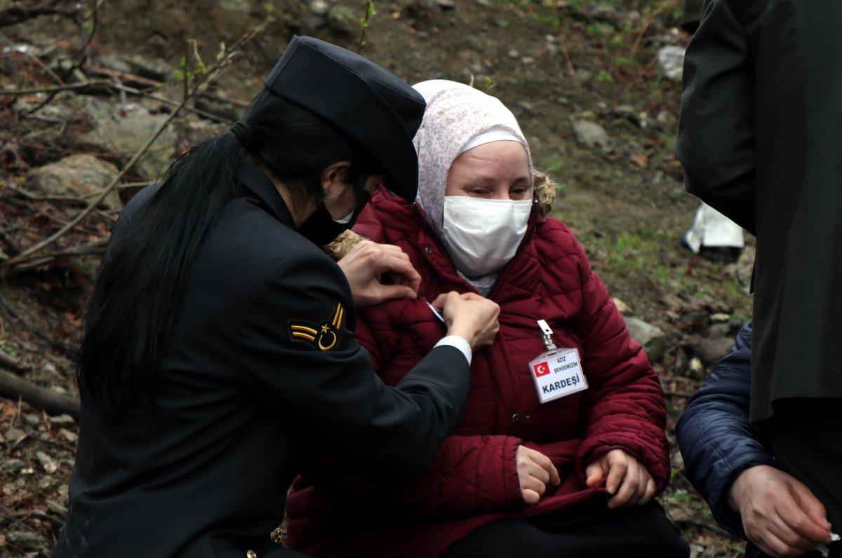 Şehit Uzman Çavuş Aygün Çakar, Samsun da defnedildi #7