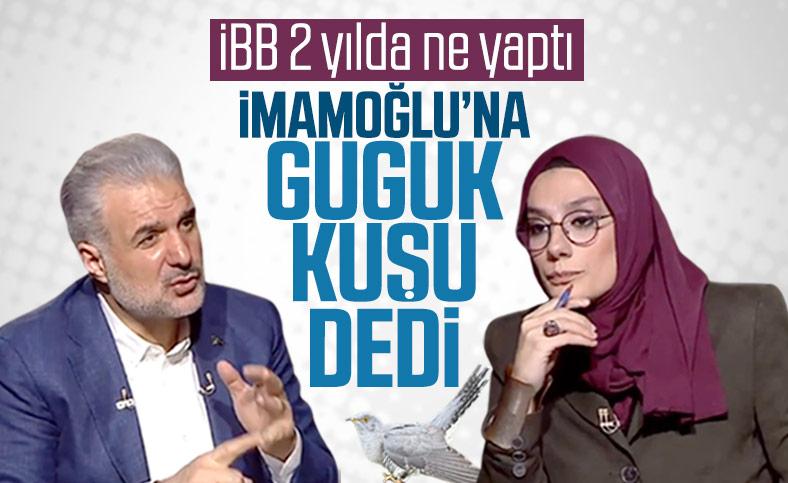 Osman Nuri Kabaktepe: İstanbul'da bir guguk kuşu siyaseti var