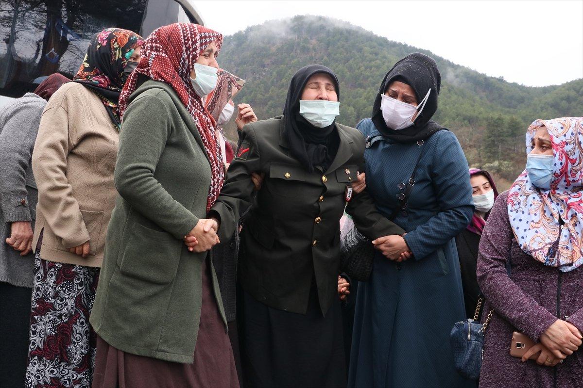 Şehit Uzman Çavuş Aygün Çakar, Samsun da defnedildi #5