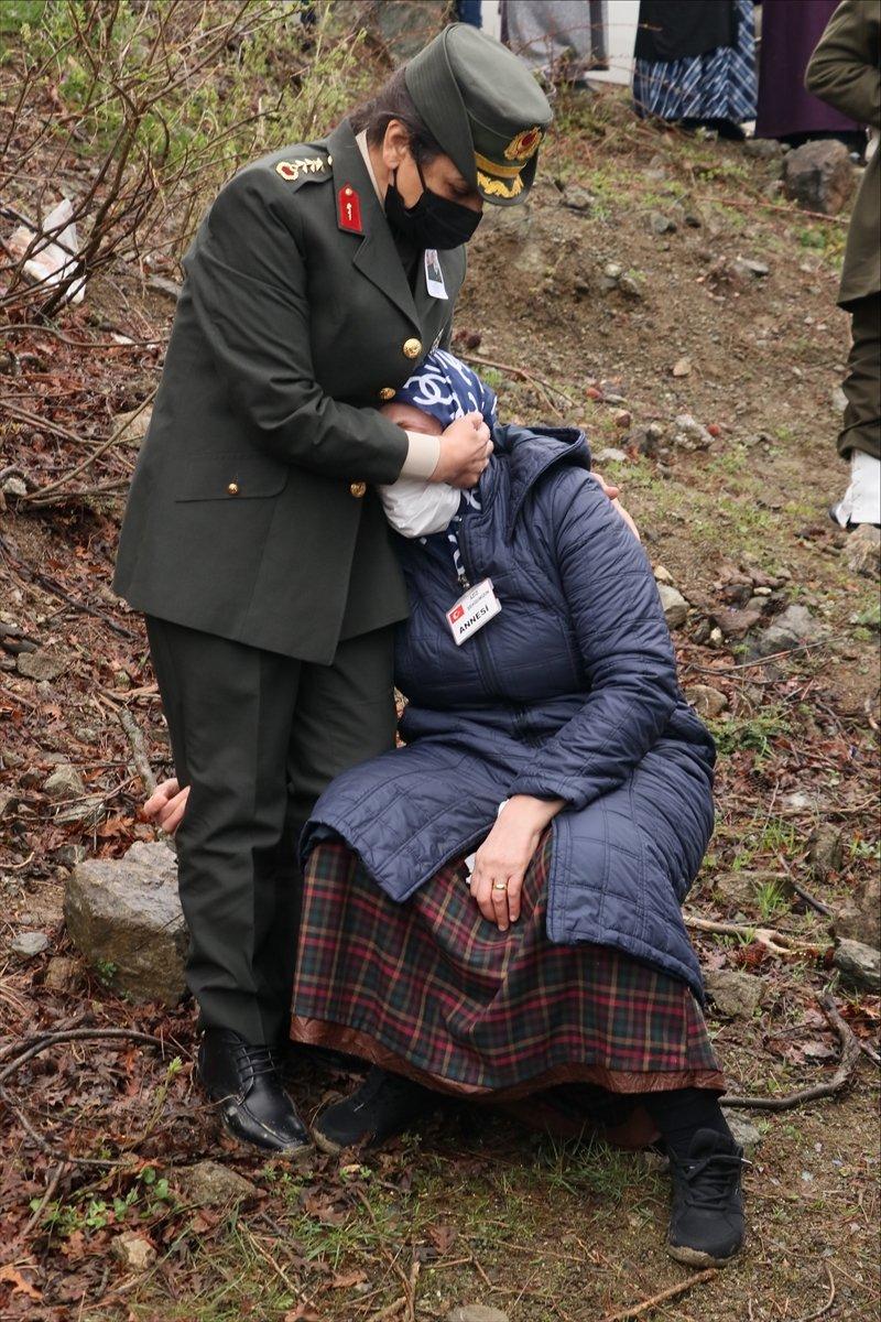 Şehit Uzman Çavuş Aygün Çakar, Samsun da defnedildi #6