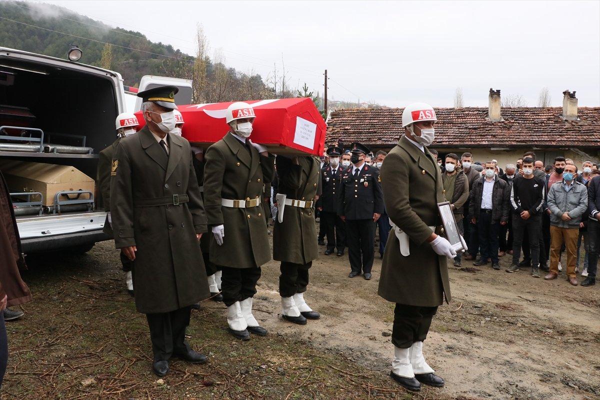 Şehit Uzman Çavuş Aygün Çakar, Samsun da defnedildi #1