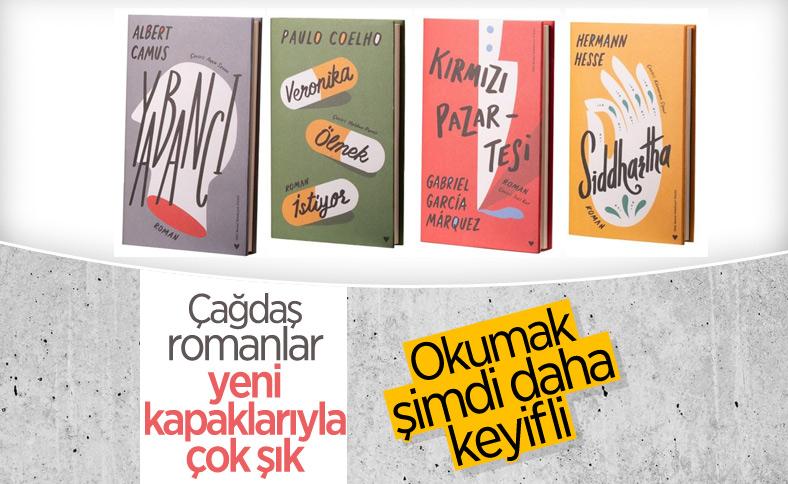 Kült romanlar, yeni ciltleriyle çok sevildi