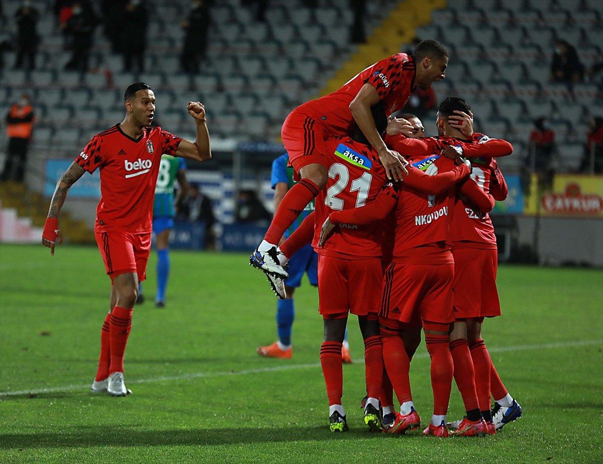 Beşiktaş, Rizespor deplasmanından 3 puanla döndü #3