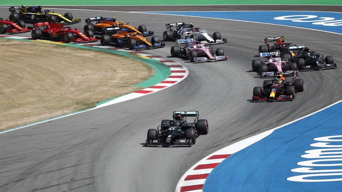 Türkiye GP si 2021 takvimine eklendi #2