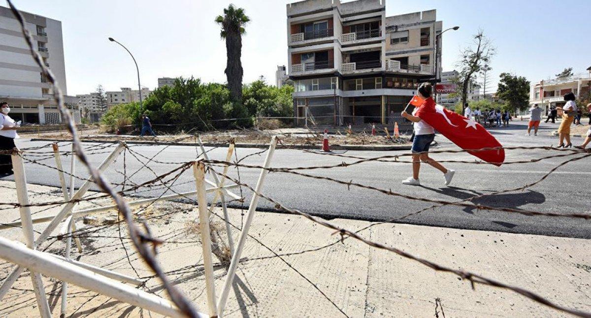 KKTC li gençler: Kıbrıs ta çözüm  iki devletli  modelde #5