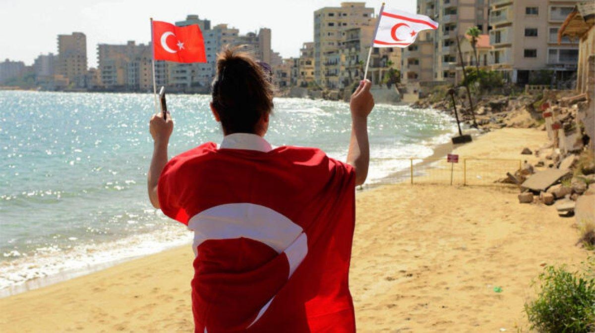 KKTC li gençler: Kıbrıs ta çözüm  iki devletli  modelde #3