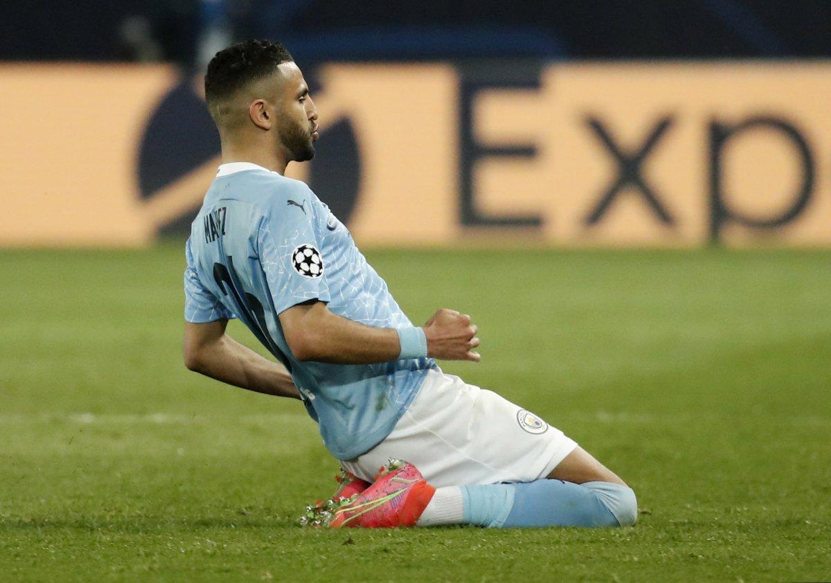 Manchester City, Şampiyonlar Ligi yarı final ilk maçında PSG yi yendi #2