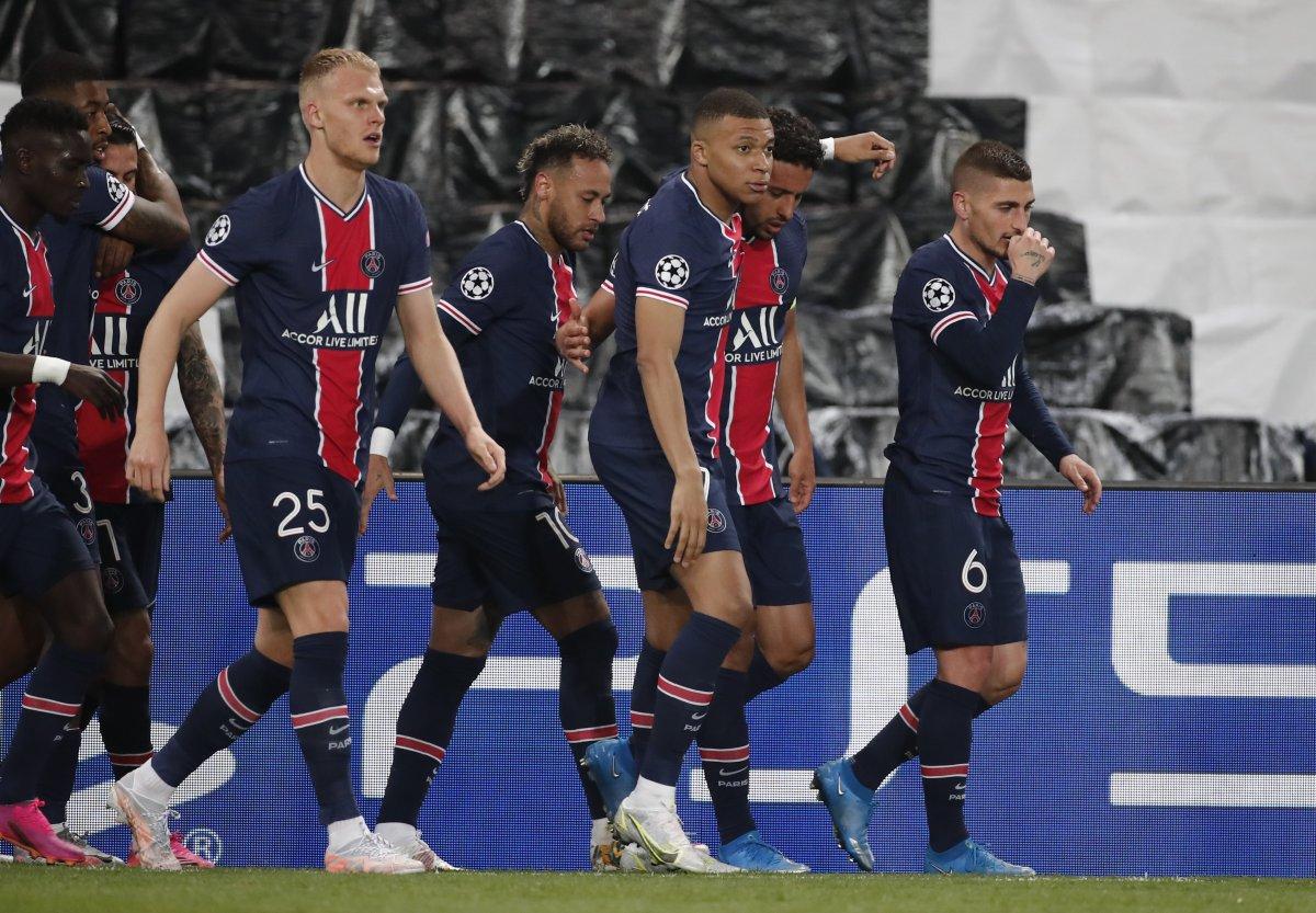Manchester City, Şampiyonlar Ligi yarı final ilk maçında PSG yi yendi #1