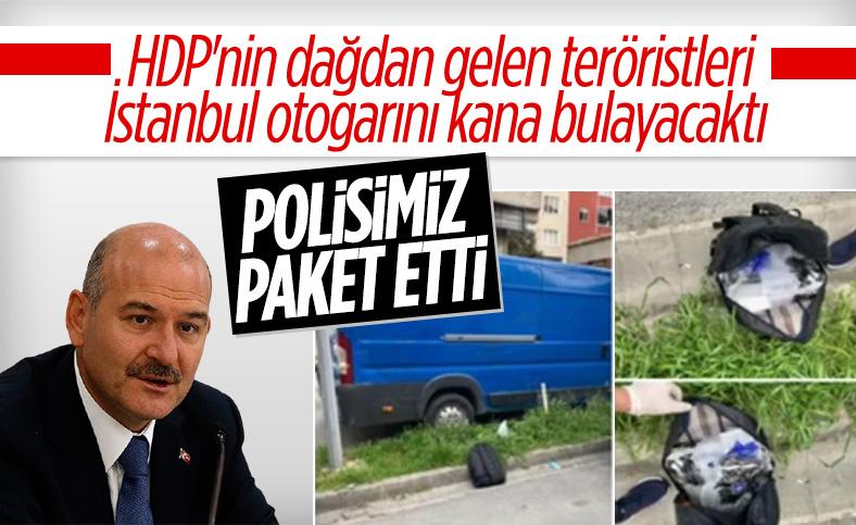 Süleyman Soylu: İstanbul'da büyük bir katliam önlendi