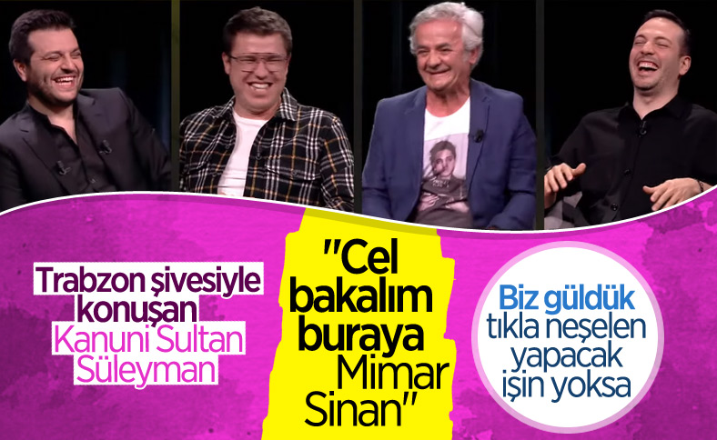 Zafer Algöz, Trabzon'daki komik anısını anlattı