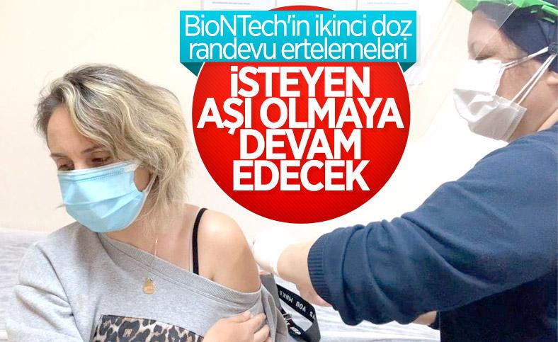 Sağlık Bakanlığı'ndan Pfizer/BioNTech aşısıyla ilgili açıklama