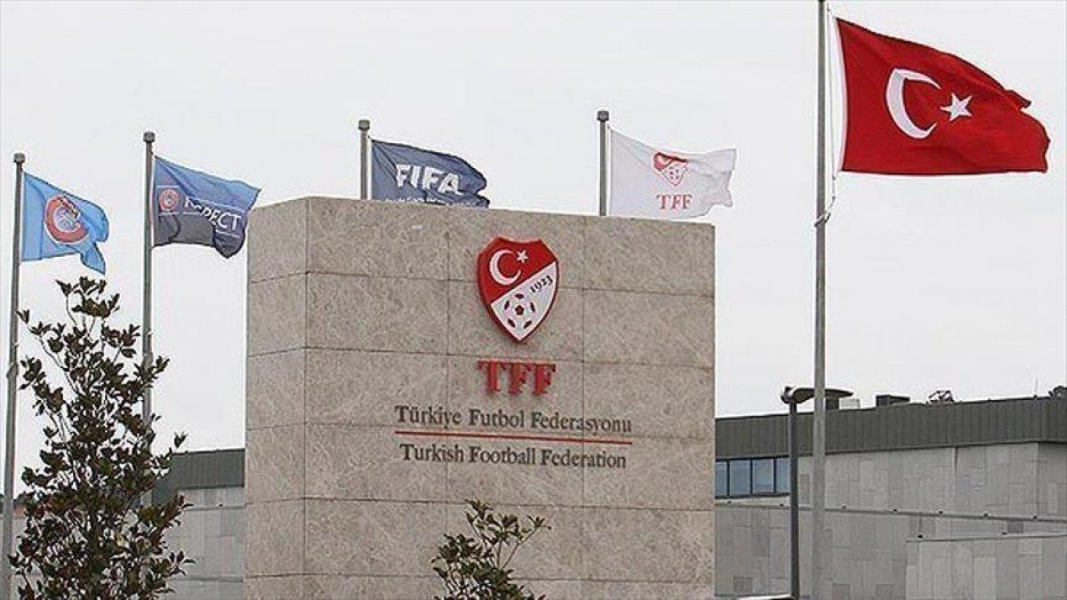TFF den Beşiktaş a ret #1