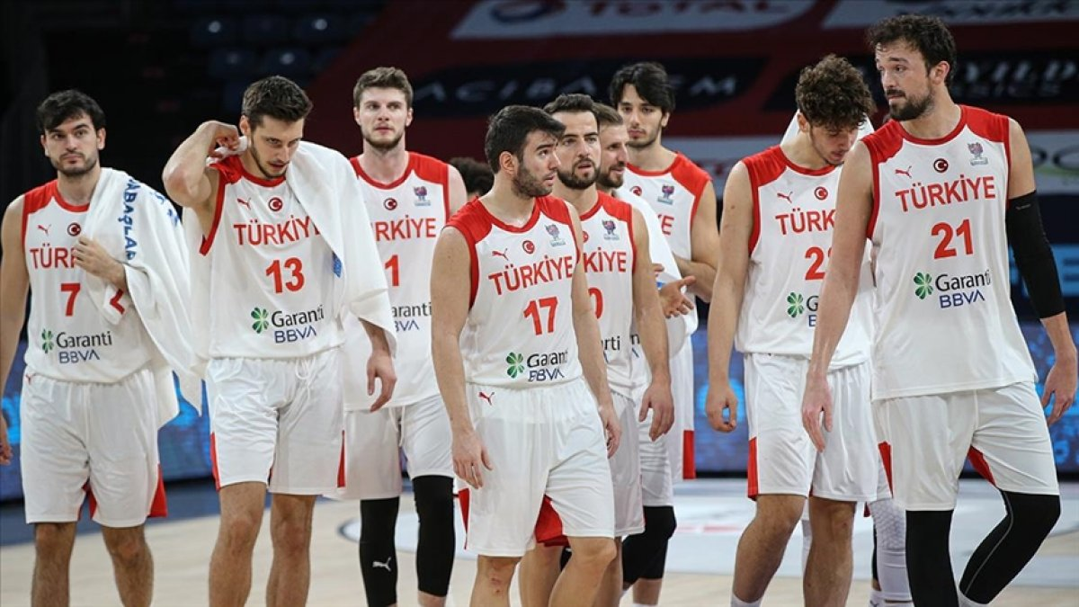 Avrupa Basketbol Şampiyonası nda Milli Takım ın rakipleri belli oldu #1
