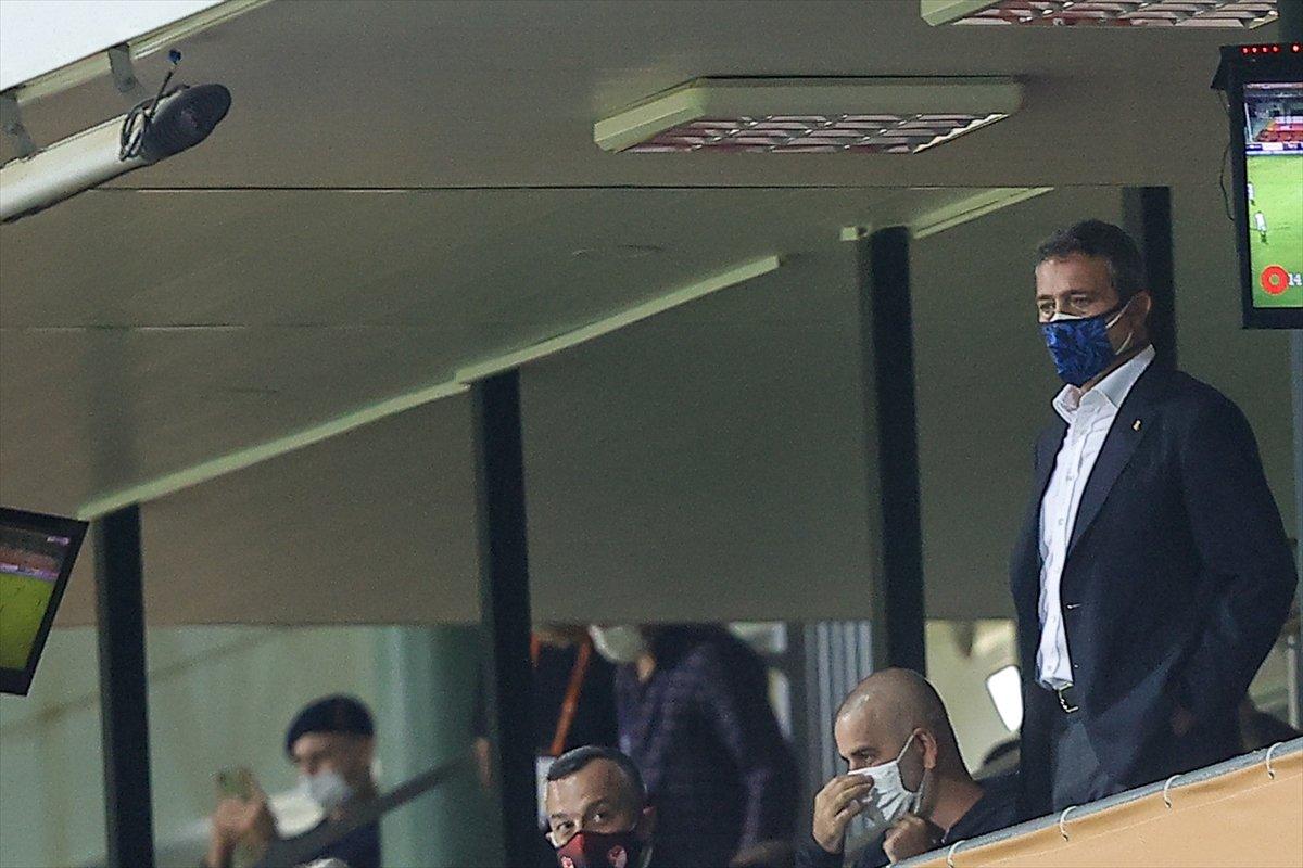Fenerbahçe, deplasmanda Alanyaspor la golsüz berabere kaldı #9