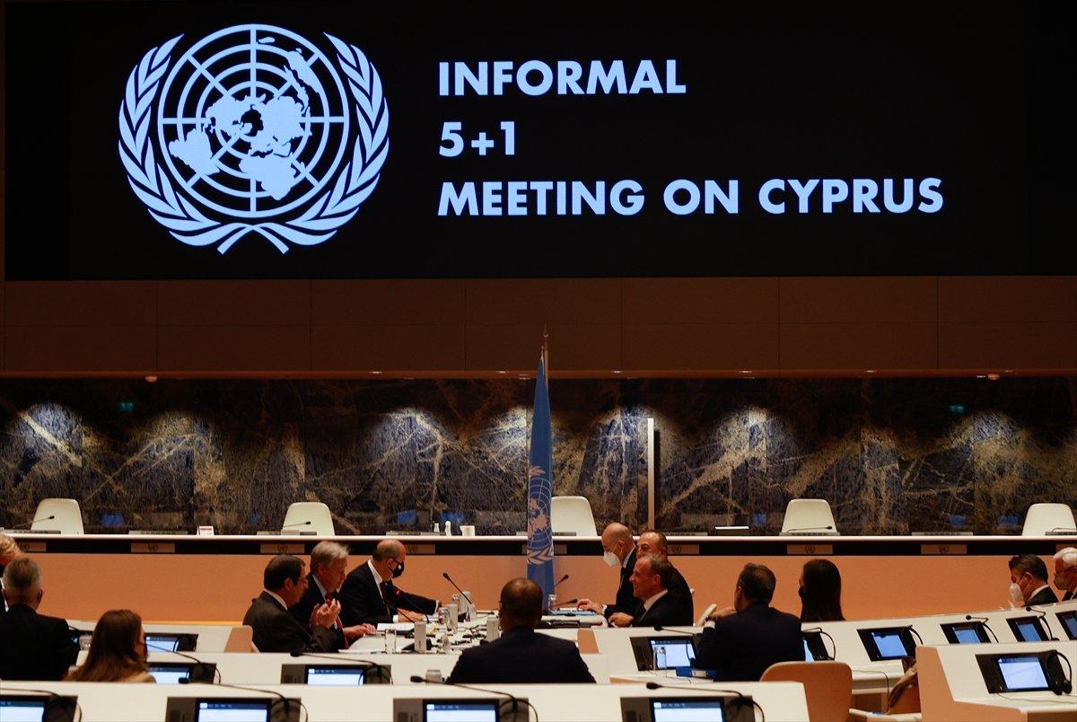 Ersin Tatar ve Mevlüt Çavuşoğlu ndan ortak açıklama #1