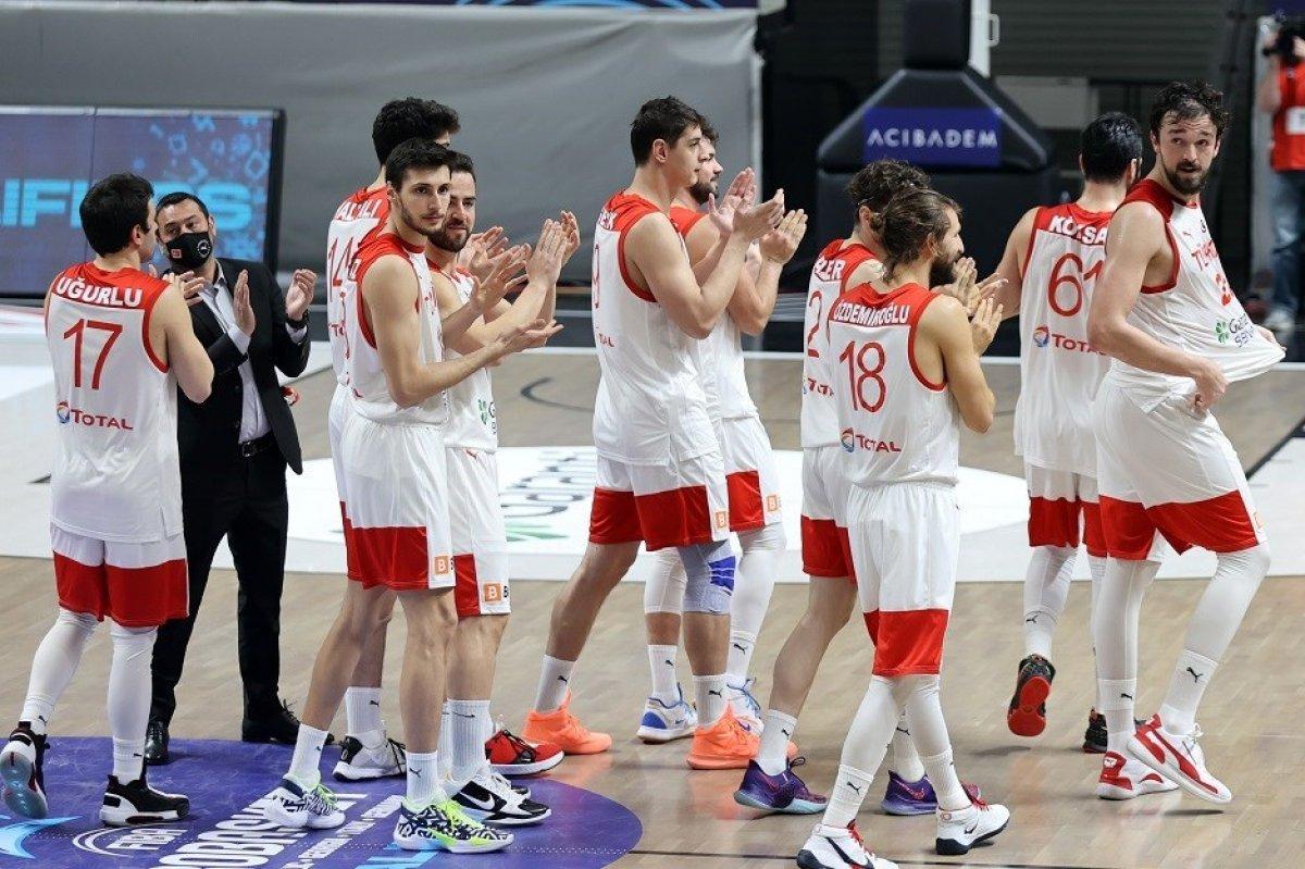 Avrupa Basketbol Şampiyonası nda Milli Takım ın rakipleri belli oldu #2