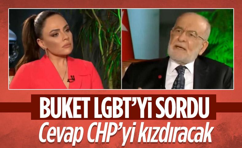 Temel Karamollaoğlu'ndan LGBT yanıtı