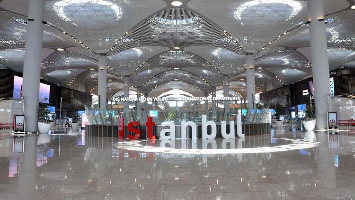 İstanbul Havalimanı, Avrupa nın en çok sefer yapılan havalimanı oldu #2