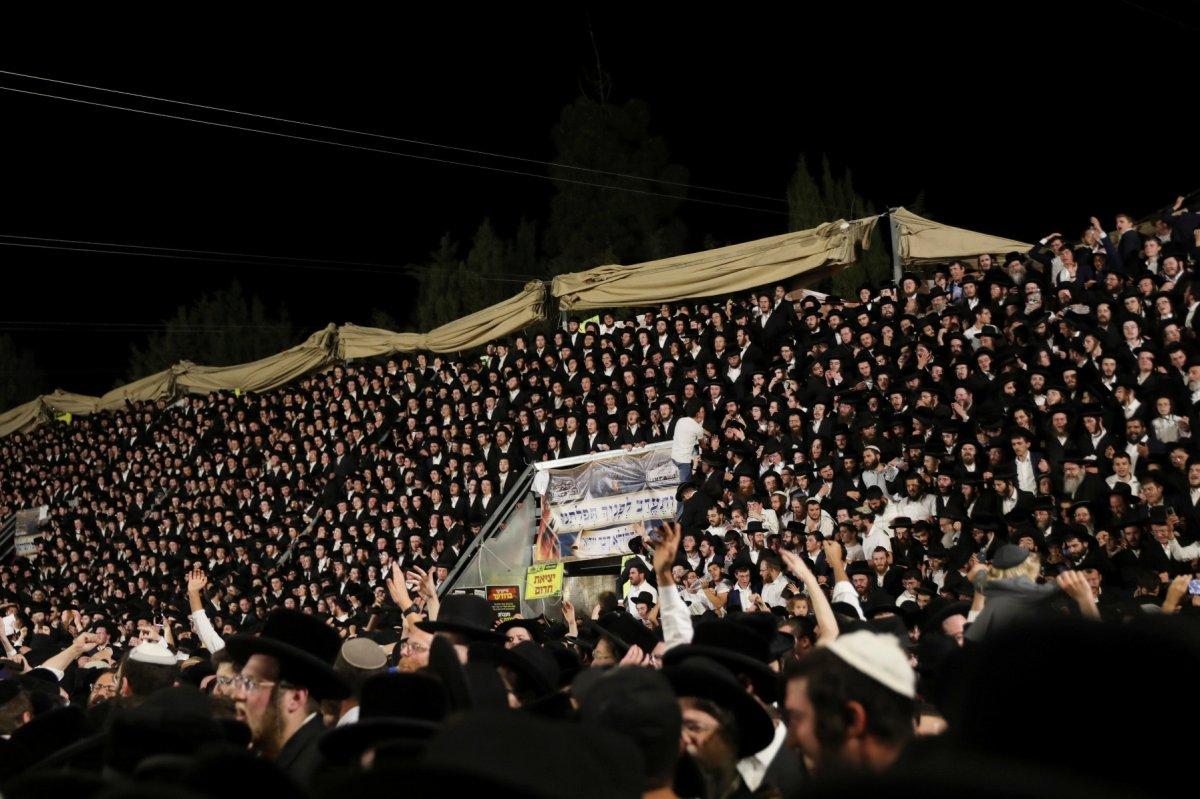 İsrail de Lag BaOmer Bayramı faciaya dönüştü #5