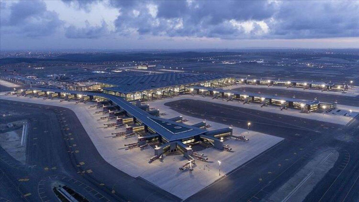 İstanbul Havalimanı, Avrupa nın en çok sefer yapılan havalimanı oldu #3