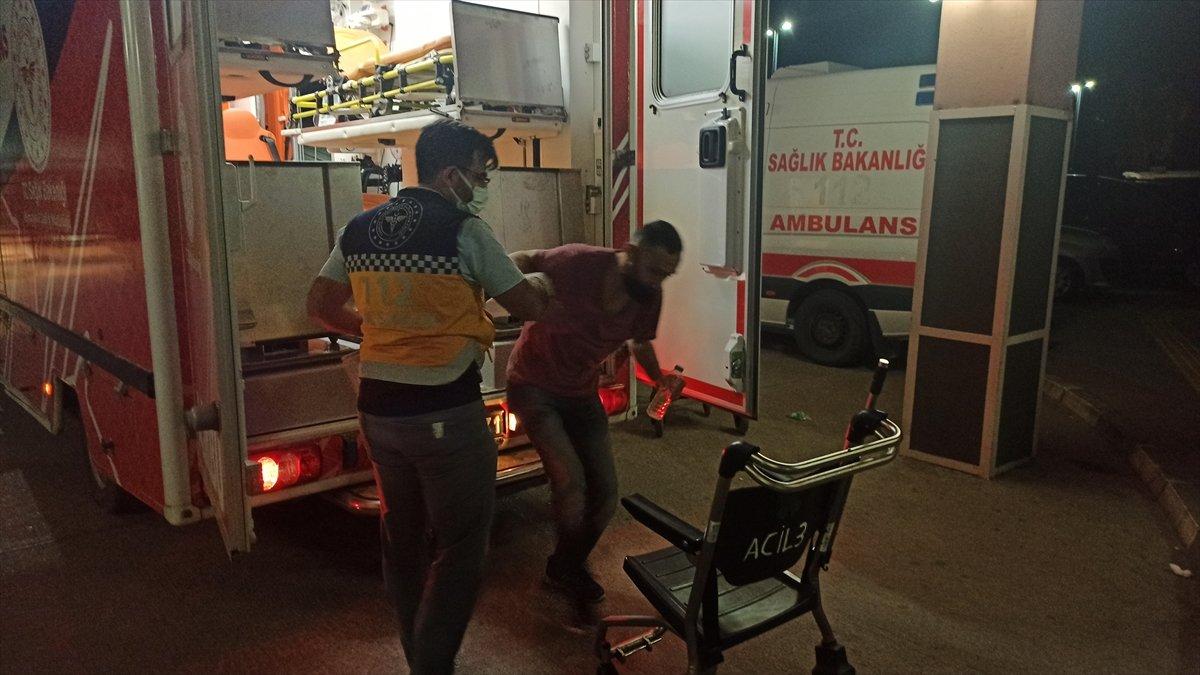 Osmaniye de 106 işçi iftar yemeğinden zehirlendi #3