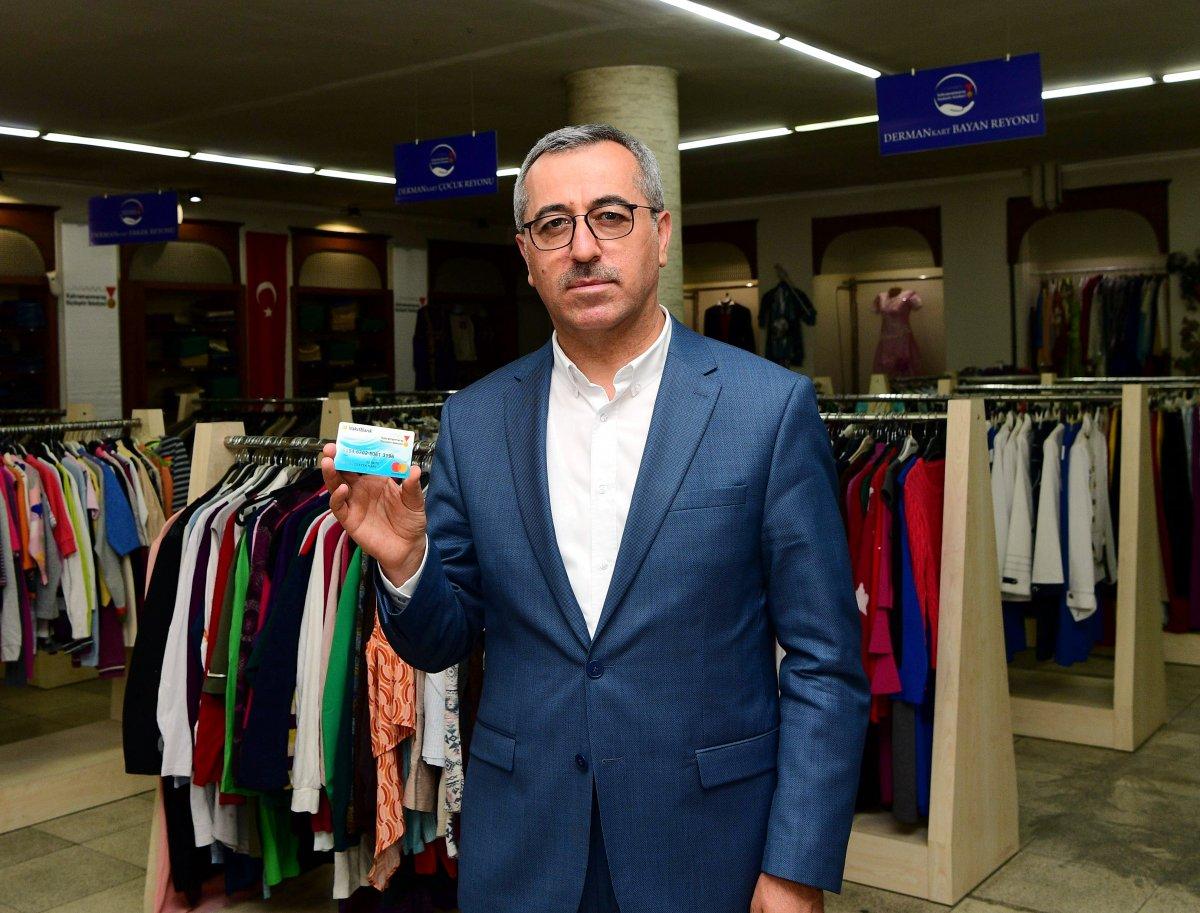 Kahramanmaraş ta 30 bin ihtiyaç sahibine alışveriş kartı #4