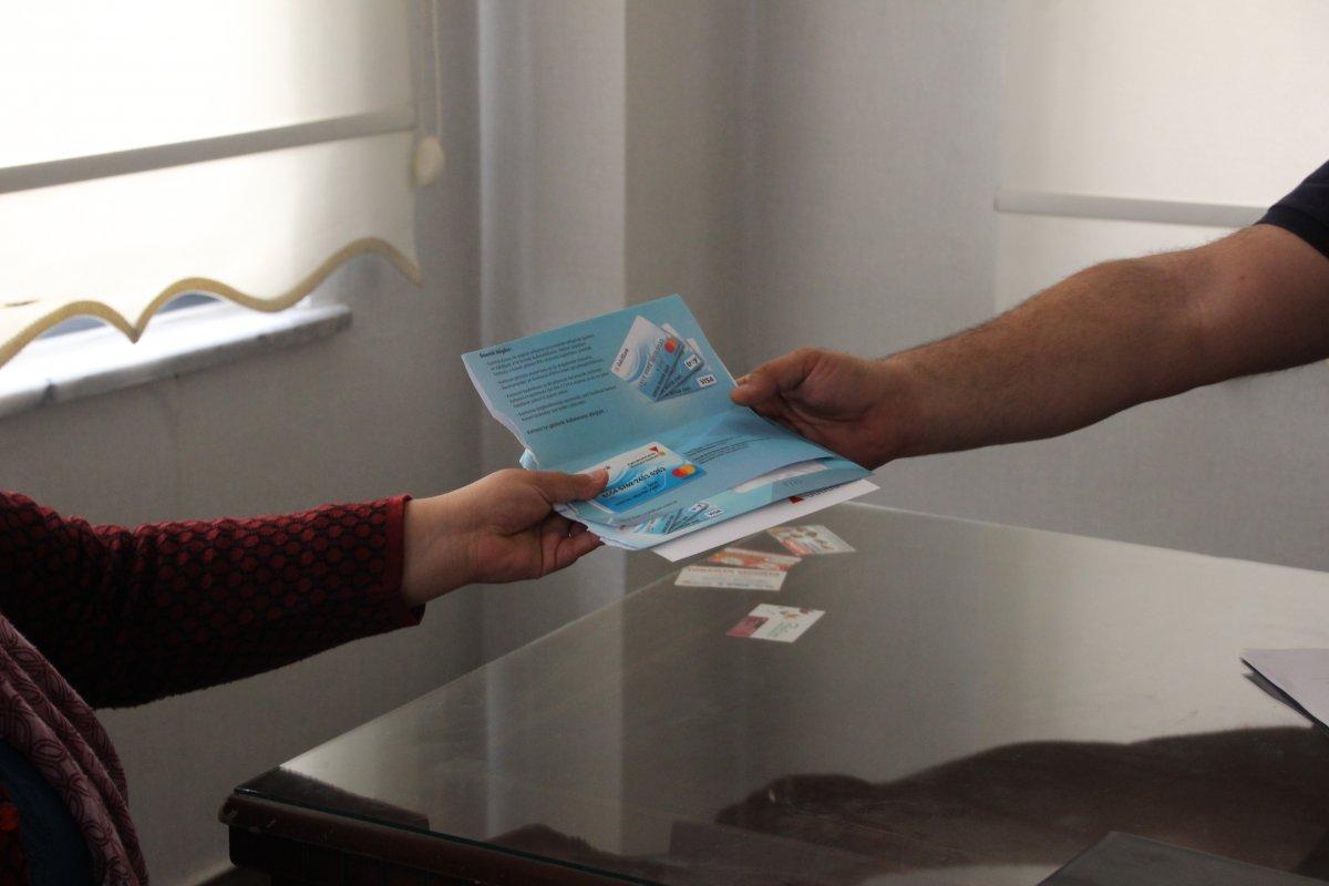 Kahramanmaraş ta 30 bin ihtiyaç sahibine alışveriş kartı #3